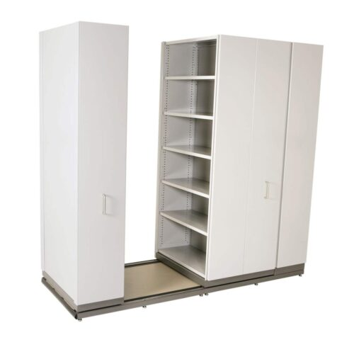 Mobile Shelving - Compactus