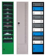 Laptop & Device Charging Lockers