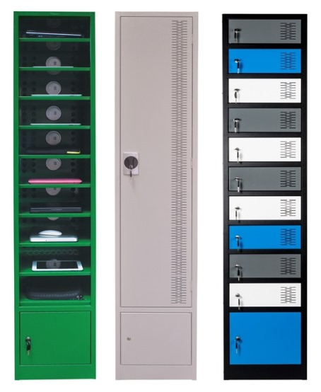 Laptop & Device Charging Lockers