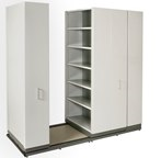 Mobile Shelving - Compactus (NSW Contract 771)