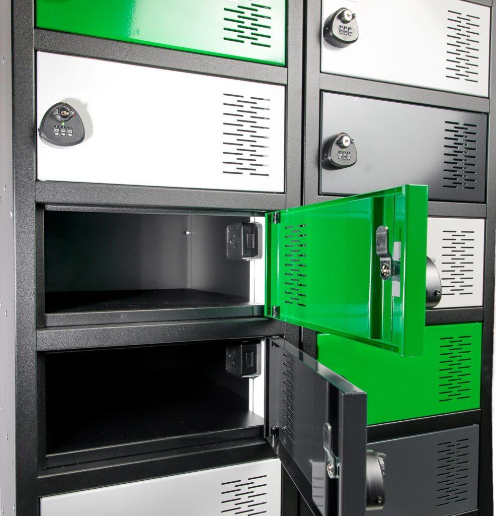 Locker Power System