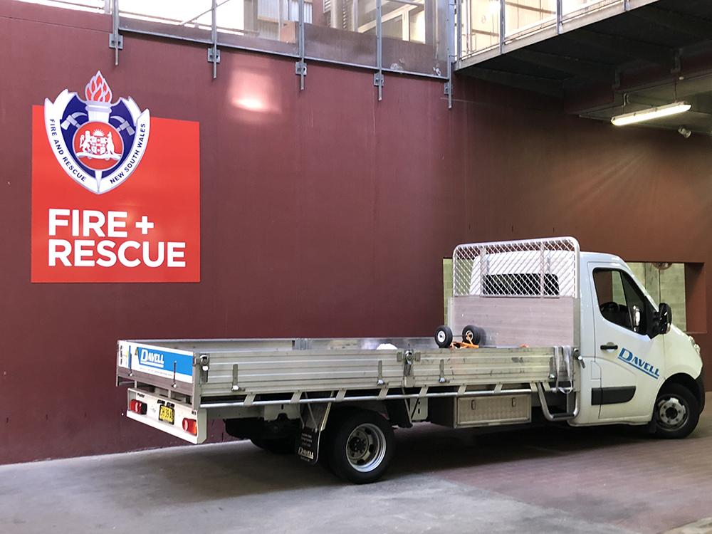 No 1 Fire Station, Sydney