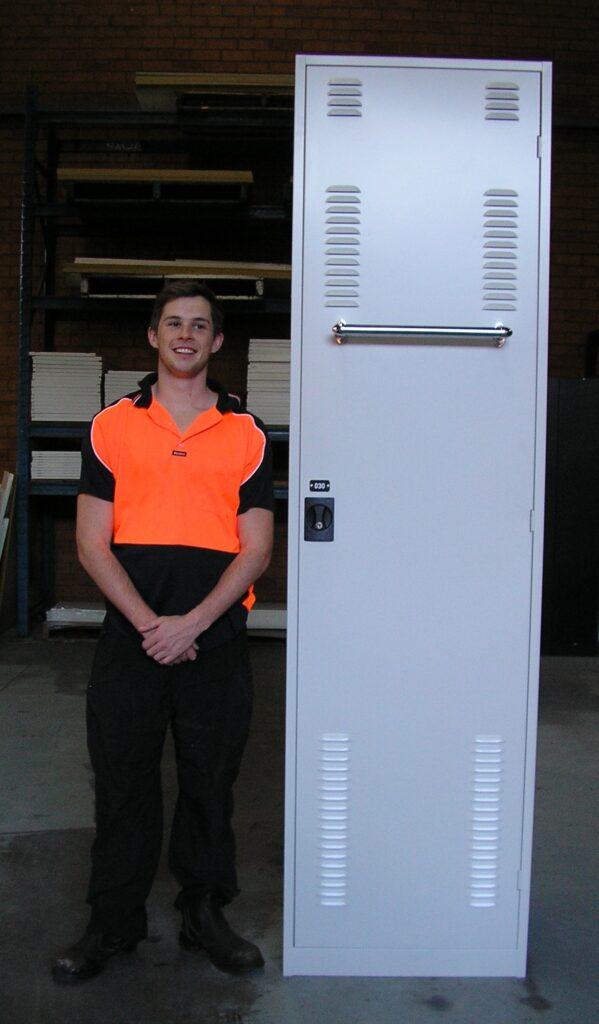 Custom -Made Locker (Australian Border Protection)