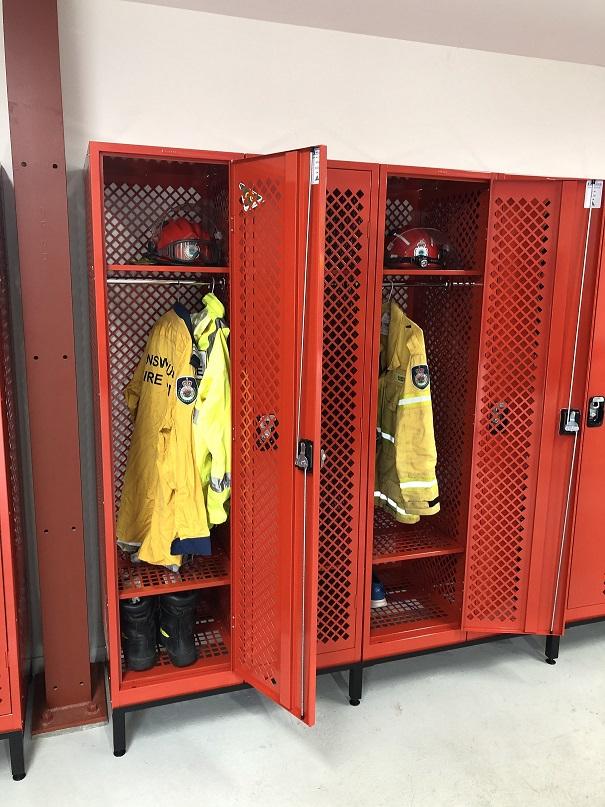 Aero Lockers