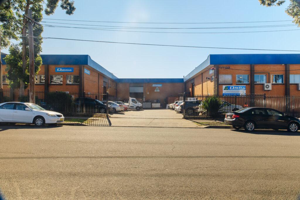 Davell's Factory, Kirrawee NSW