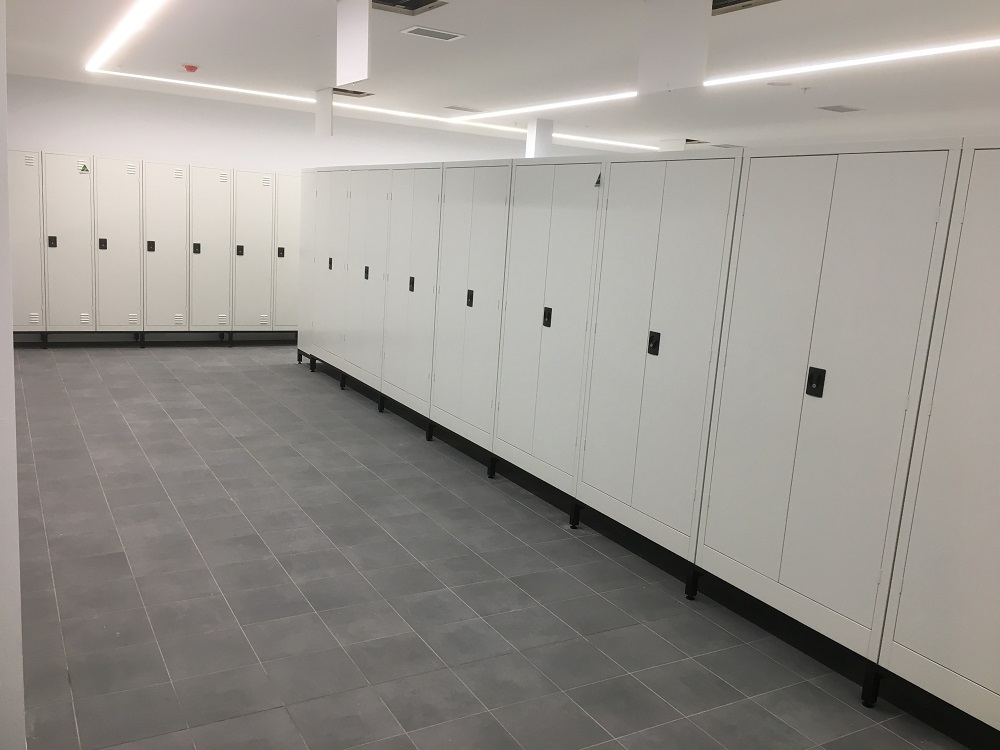 Storage Cabinets and Lockers on Stands